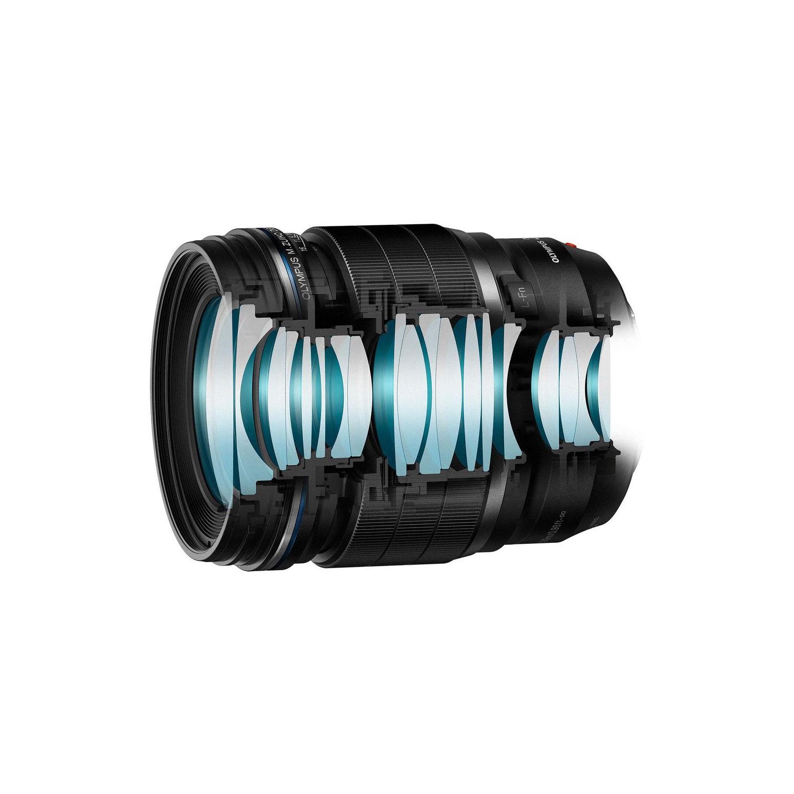 Объектив Olympus ED 25mm 1:1.2 PRO Black (V311080BW000) изображение 3