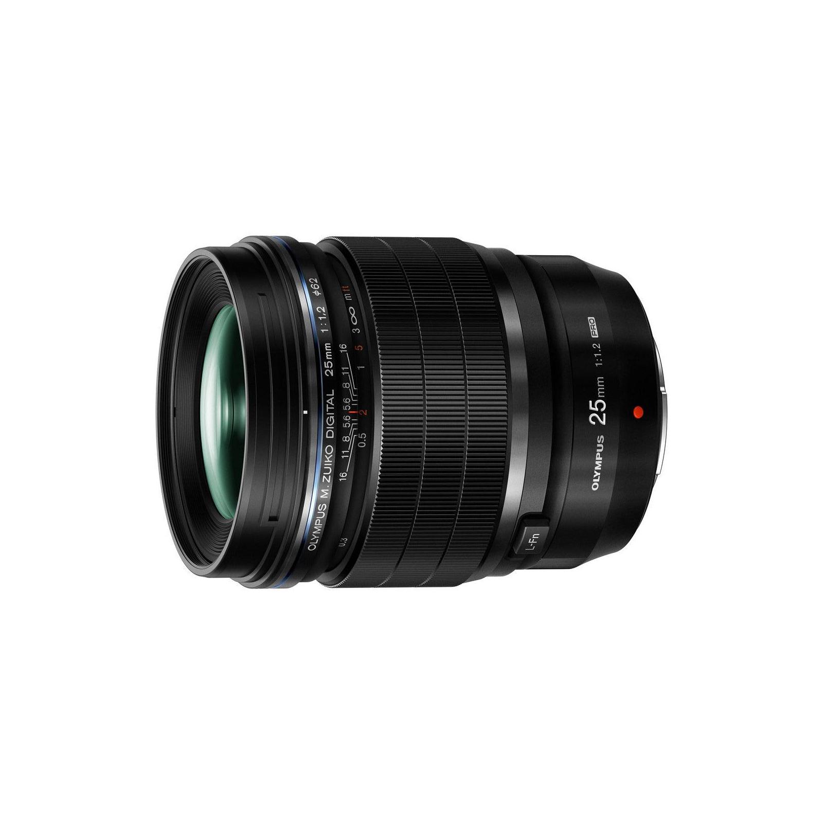 Объектив Olympus ED 25mm 1:1.2 PRO Black (V311080BW000)