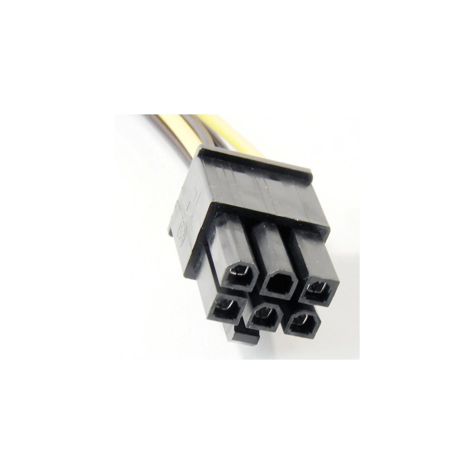 Кабель питания PCI express 6-pin power 0.2m Cablexpert (CC-PSU-SATA) изображение 4