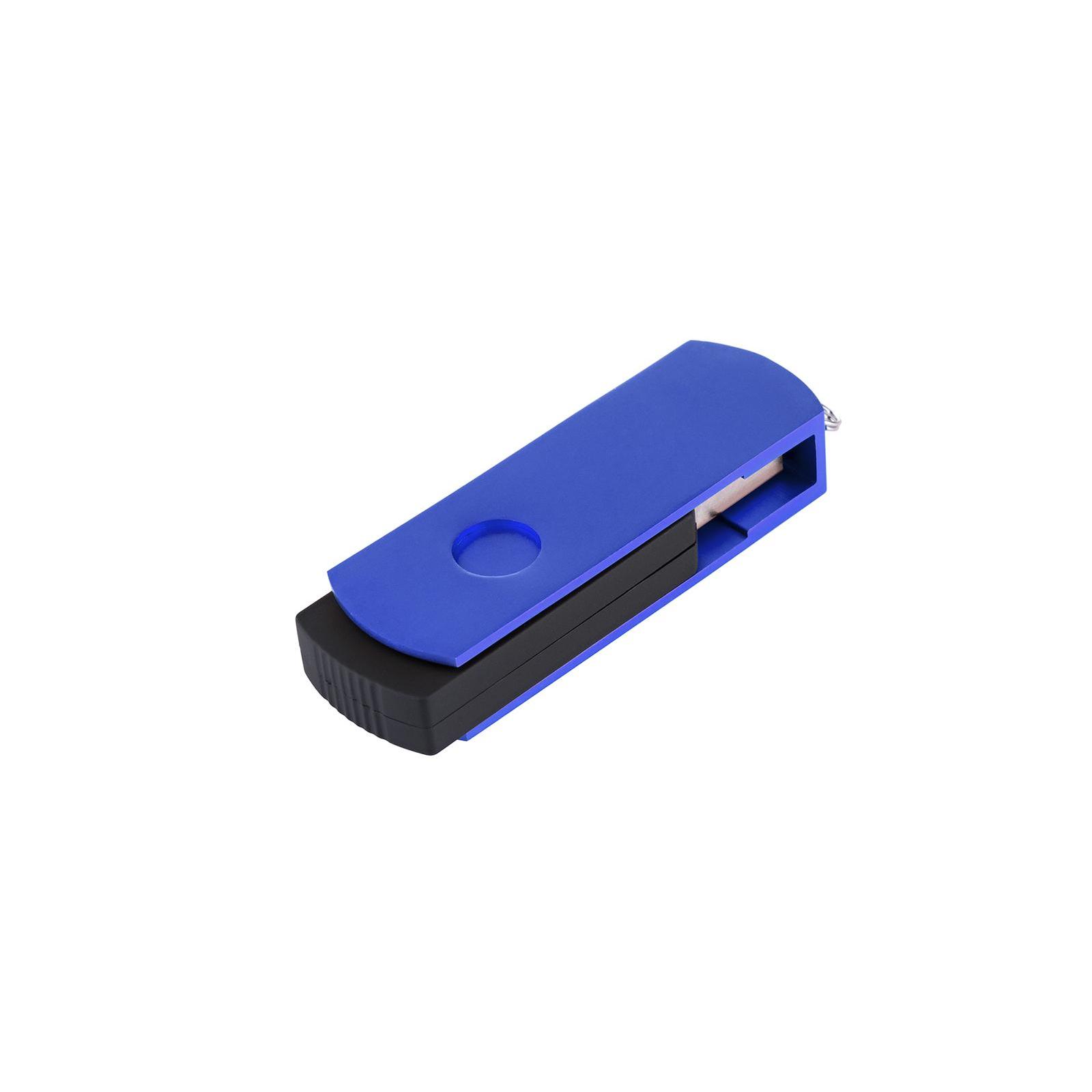 USB флеш накопитель eXceleram 8GB P2 Series Blue/Black USB 2.0 (EXP2U2BLB08) изображение 6