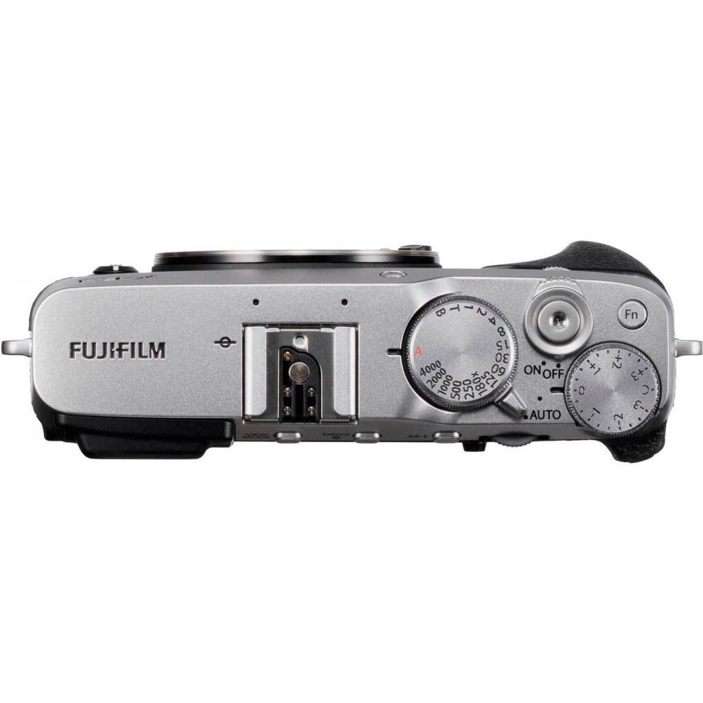 Цифровой фотоаппарат Fujifilm X-E3 XC 15-45mm F3.5-5.6 Kit Silver (16584814) изображение 3