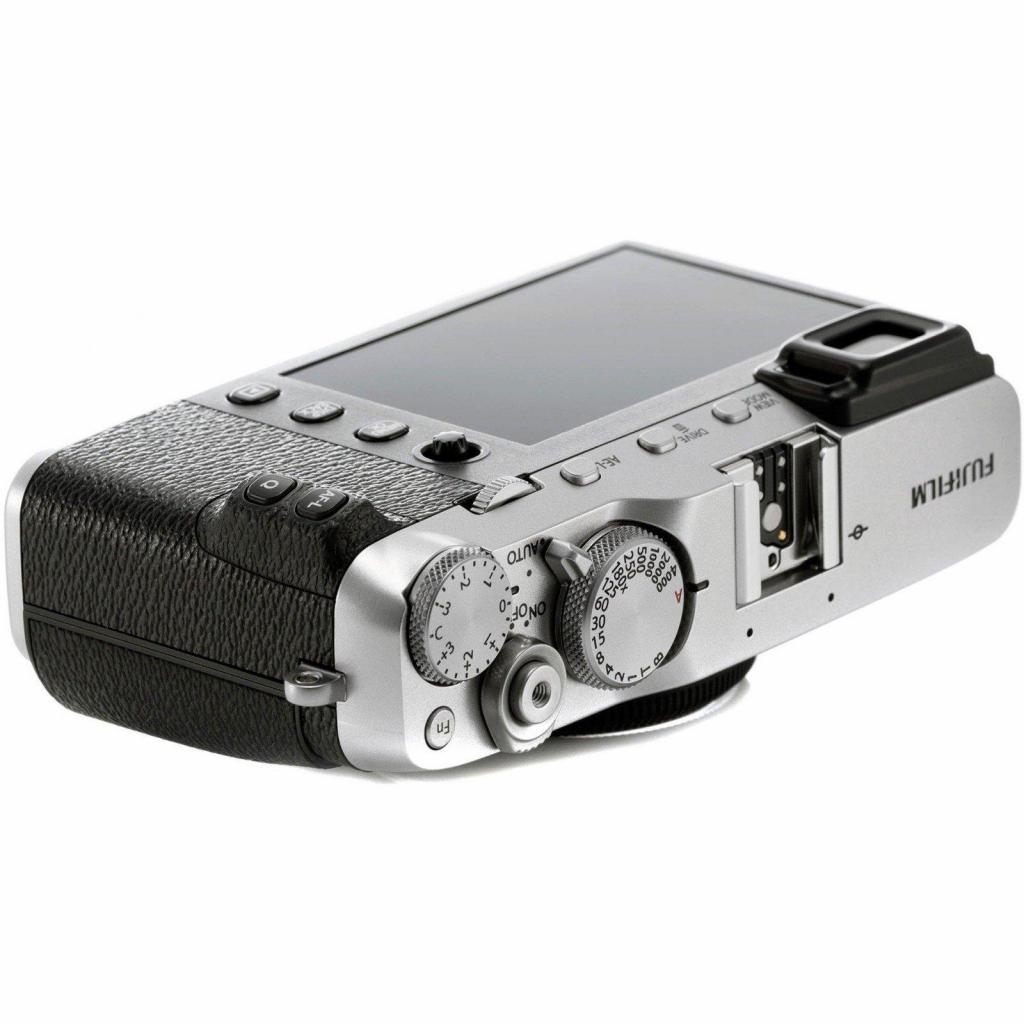 Цифровой фотоаппарат Fujifilm X-E3 XC 15-45mm F3.5-5.6 Kit Silver (16584814) изображение 5
