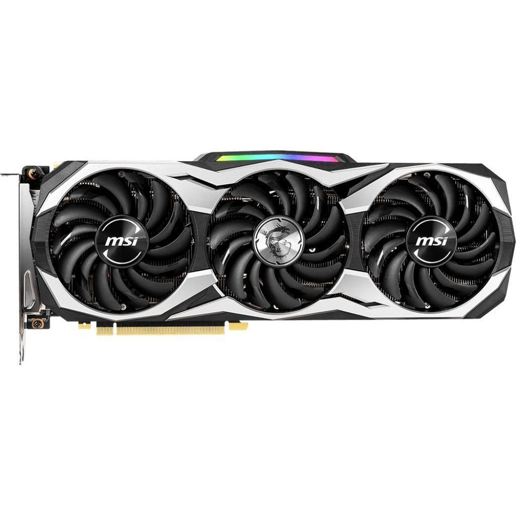 Видеокарта MSI GeForce RTX2080 Ti 11Gb DUKE (RTX 2080 Ti DUKE 11G) изображение 2