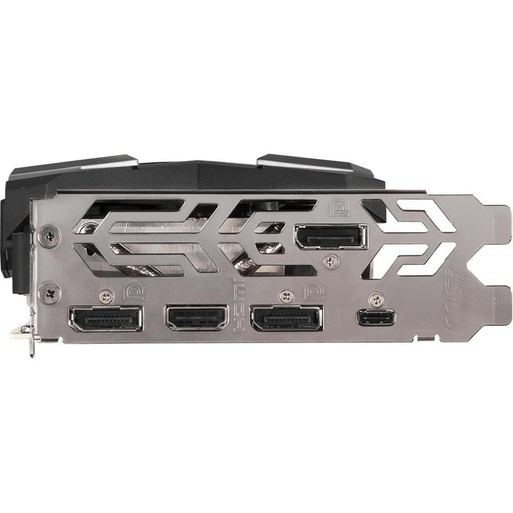 Видеокарта MSI GeForce RTX2080 Ti 11Gb DUKE (RTX 2080 Ti DUKE 11G) изображение 5