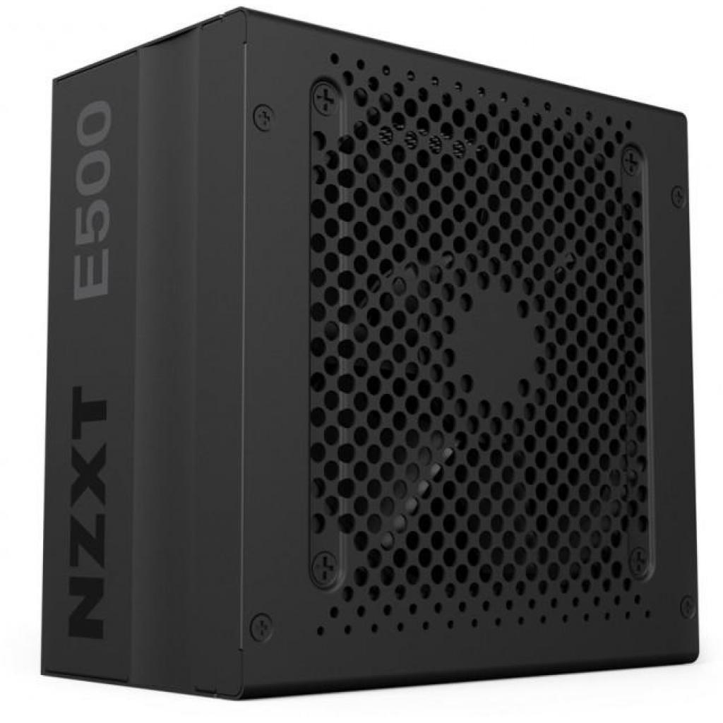 Блок питания NZXT 500W E500 (NP-1PM-E500A-EU) изображение 2