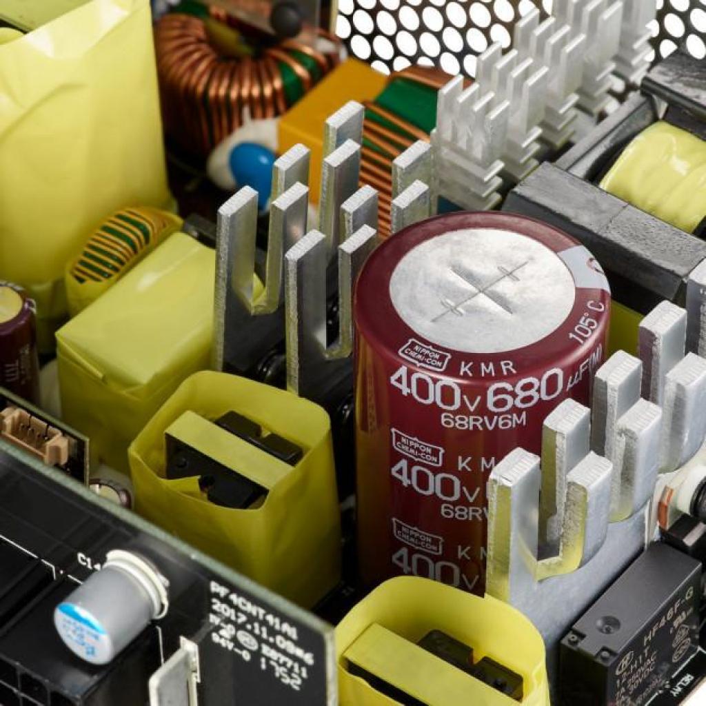 Блок питания NZXT 500W E500 (NP-1PM-E500A-EU) изображение 8