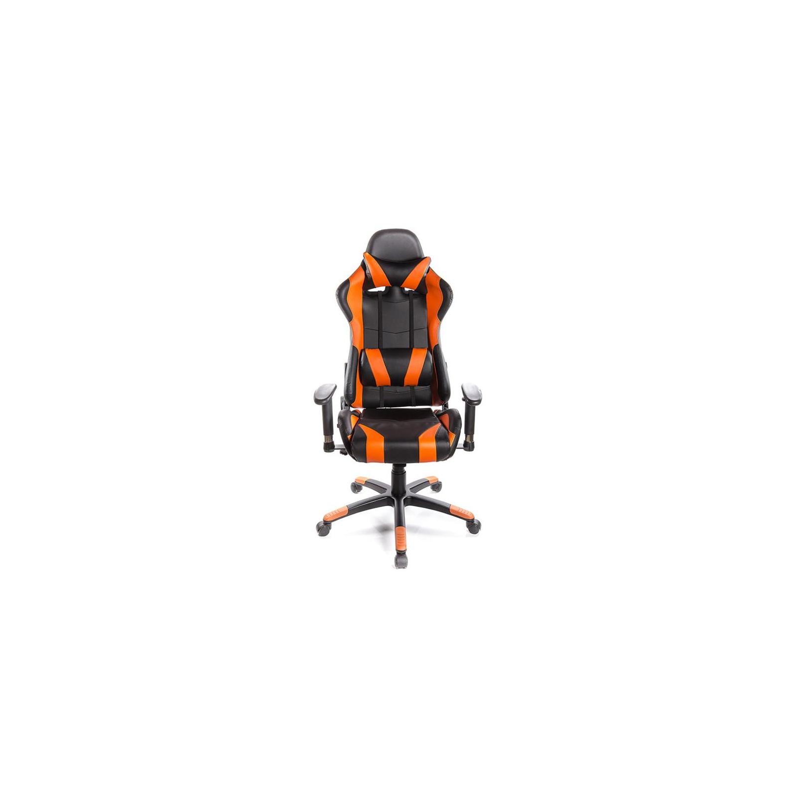 Кресло игровое АКЛАС Хорнет PL RL Оранжевое (06155) изображение 2