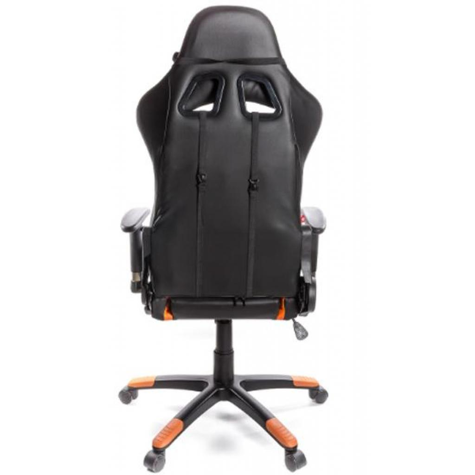 Кресло игровое АКЛАС Хорнет PL RL Оранжевое (06155) изображение 4