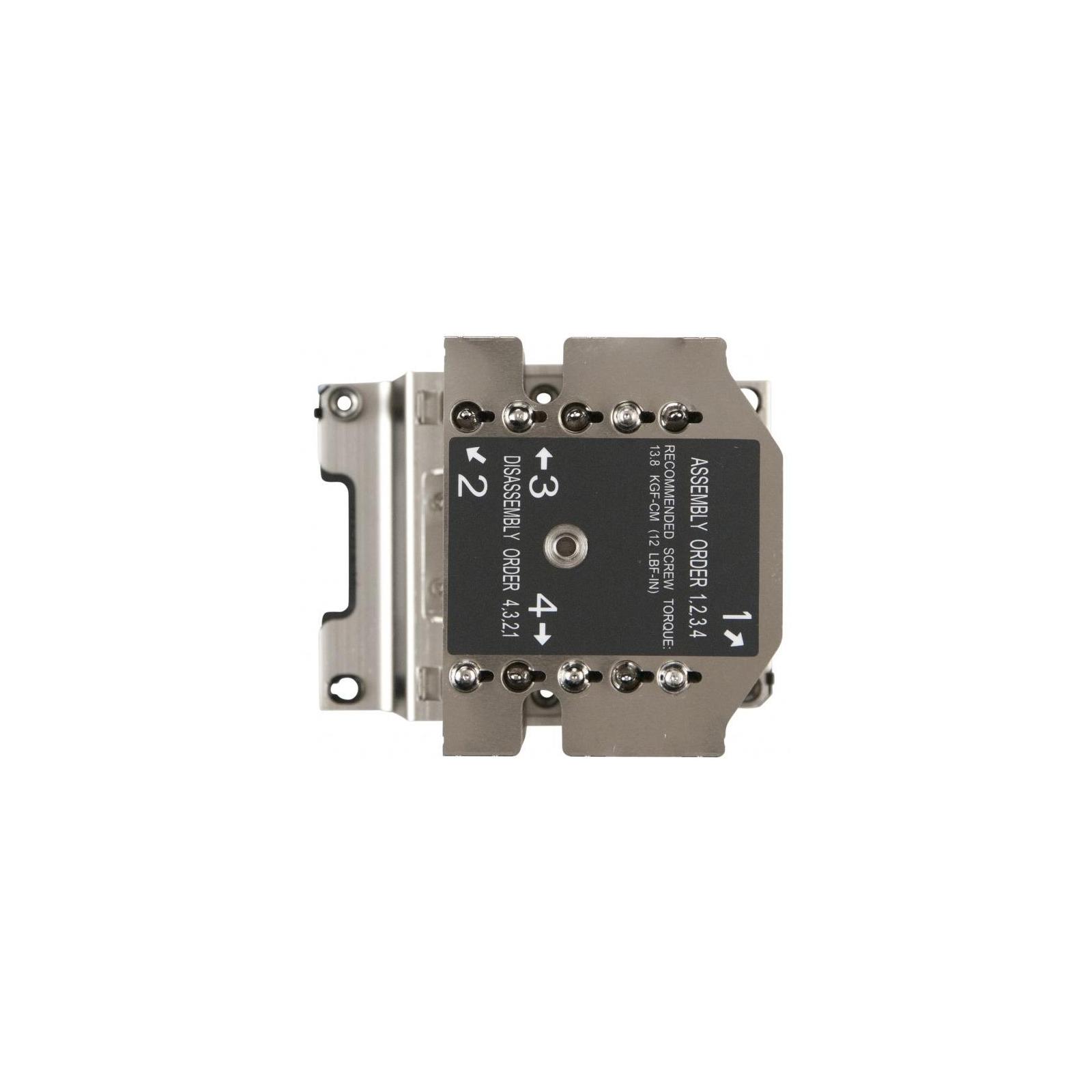 Кулер Supermicro SNK-P0070APS4/LGA3647/4U Active (SNK-P0070APS4) изображение 4
