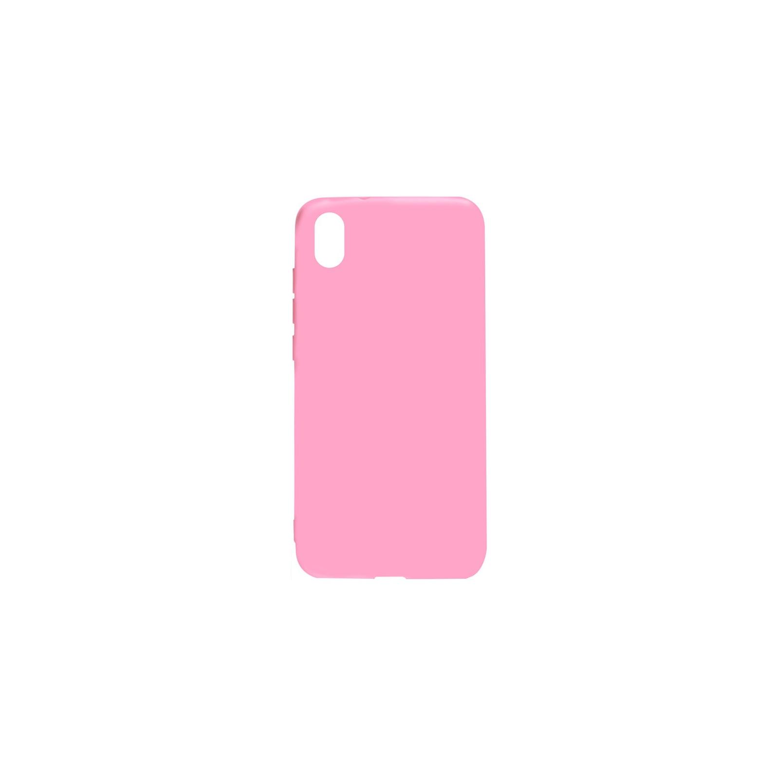 Чехол для моб. телефона Toto 1mm Matt TPU Case Xiaomi Redmi 7A Pink (F_98483)