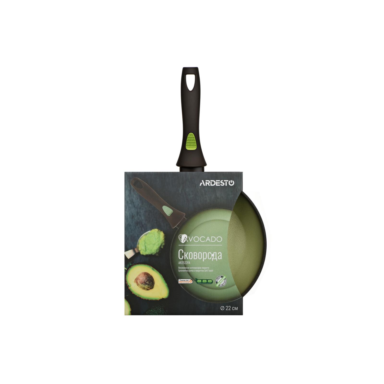 Сковорода Ardesto Avocado 22 см (AR2522FA) изображение 6