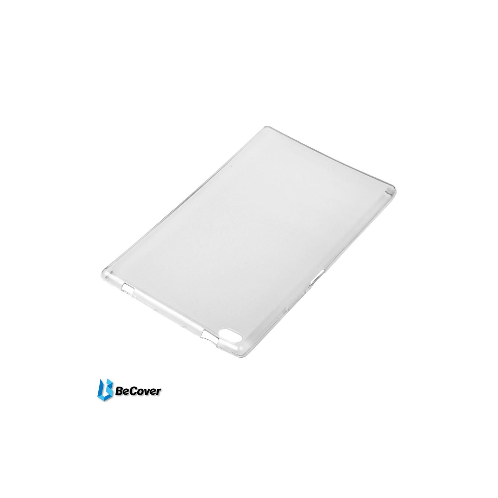 Чехол для планшета BeCover Lenovo Tab 4 8.0 TB-8504 Transparancy (701743) изображение 2