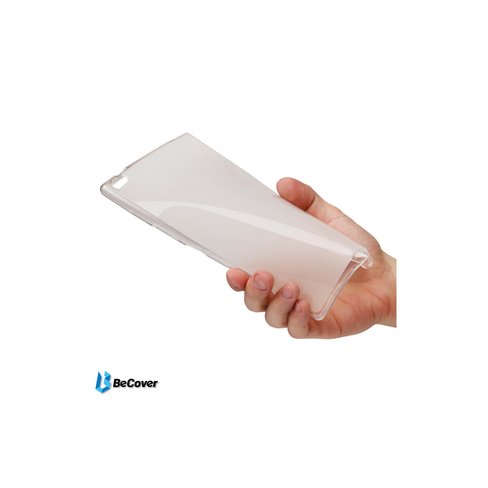 Чехол для планшета BeCover Lenovo Tab 4 8.0 TB-8504 Transparancy (701743) изображение 4