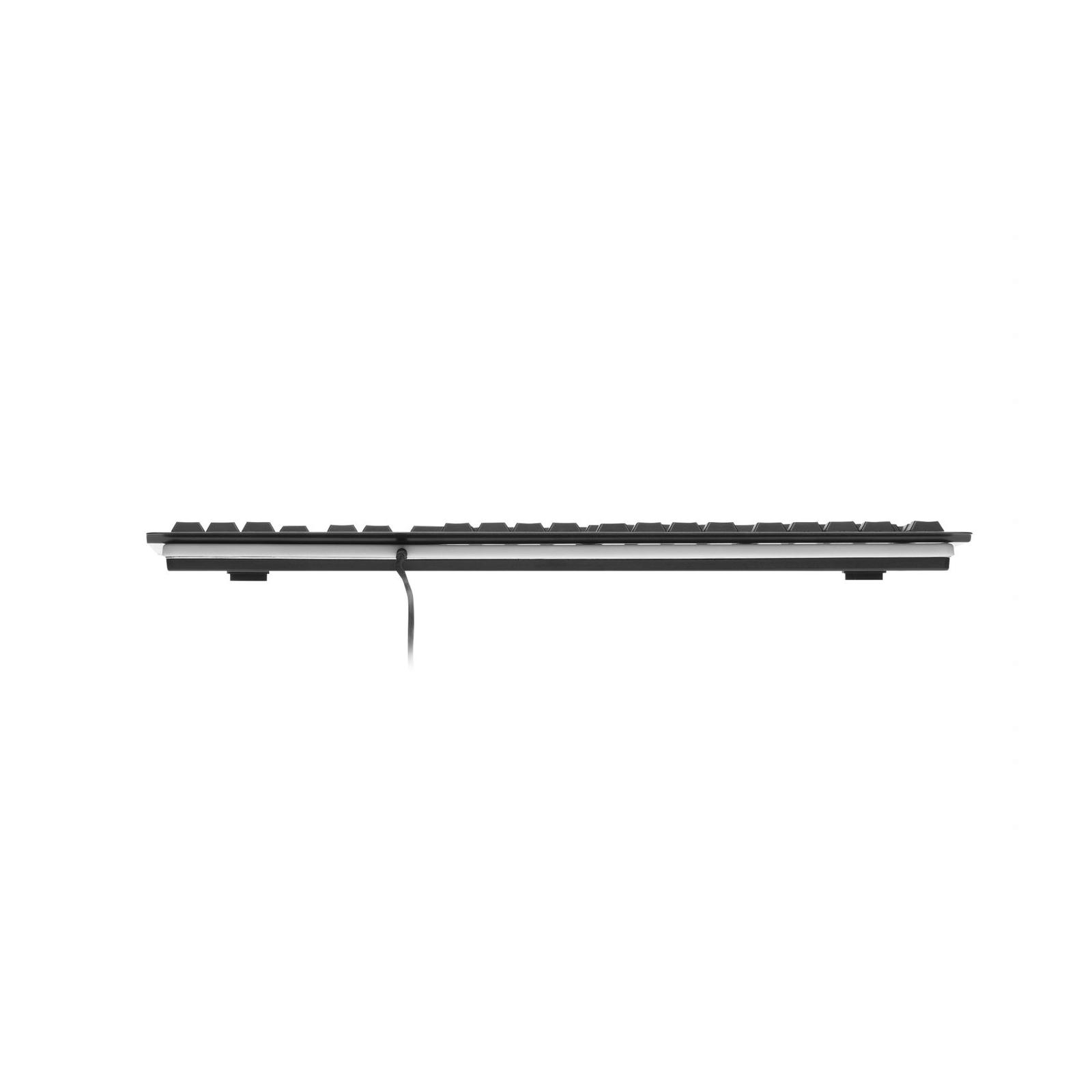 Клавіатура 2E KG320 LED USB Black Ukr (2E-KG320UB) зображення 3