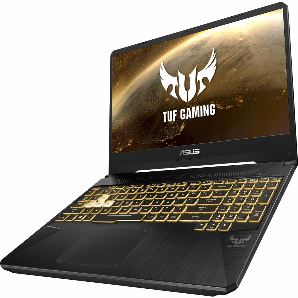 Ноутбук ASUS TUF Gaming FX505DV-AL020 (90NR02N1-M05150) изображение 3