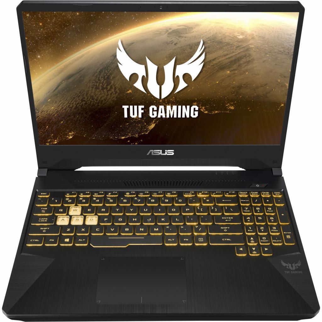 Ноутбук ASUS TUF Gaming FX505DV-AL020 (90NR02N1-M05150) изображение 4