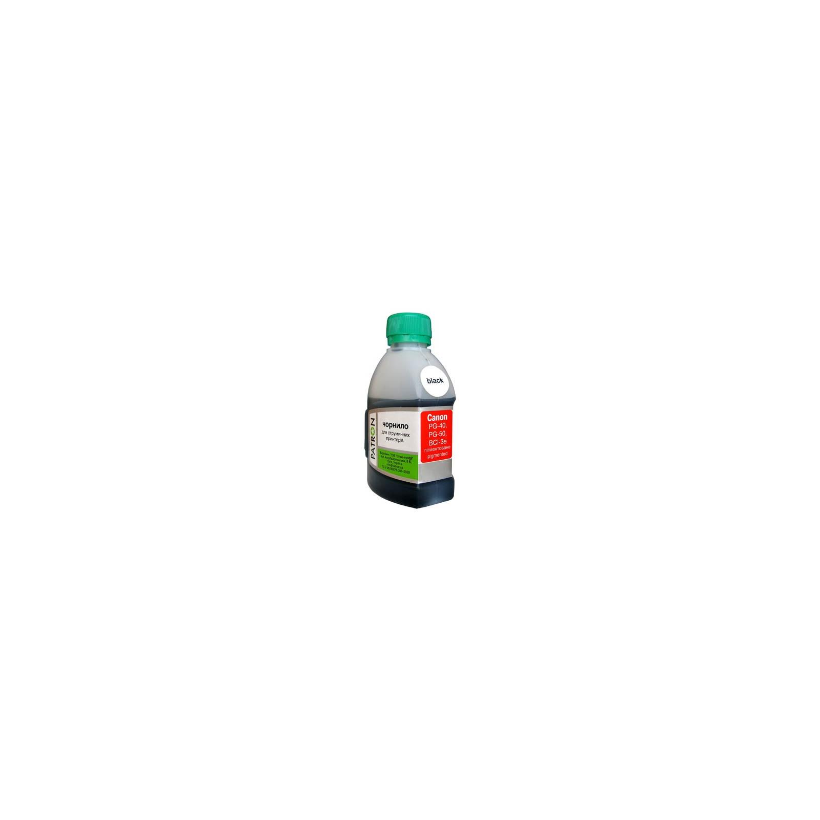 Чернила PATRON CANON PG-40/50/37 Pigmented (I-PN-CPG40-180-B-P)