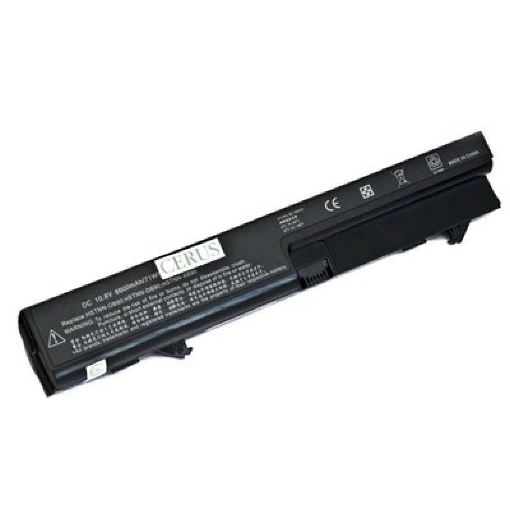 Аккумулятор для ноутбука HP ProBook 4410s Cerus (12824)