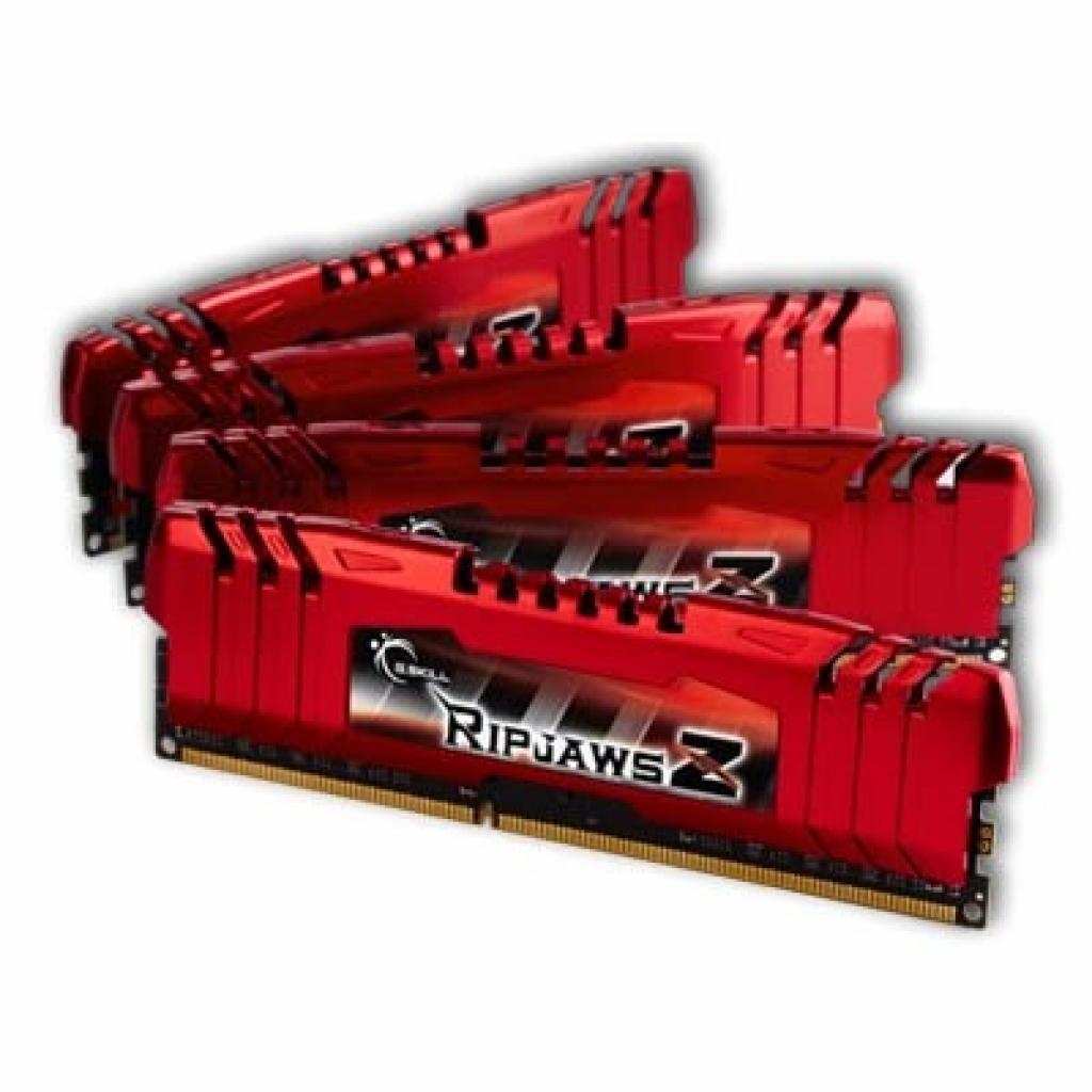 Модуль памяти для компьютера DDR3 16GB (4x4GB) 2133 MHz G.Skill (F3-17000CL11Q-16GBZL)