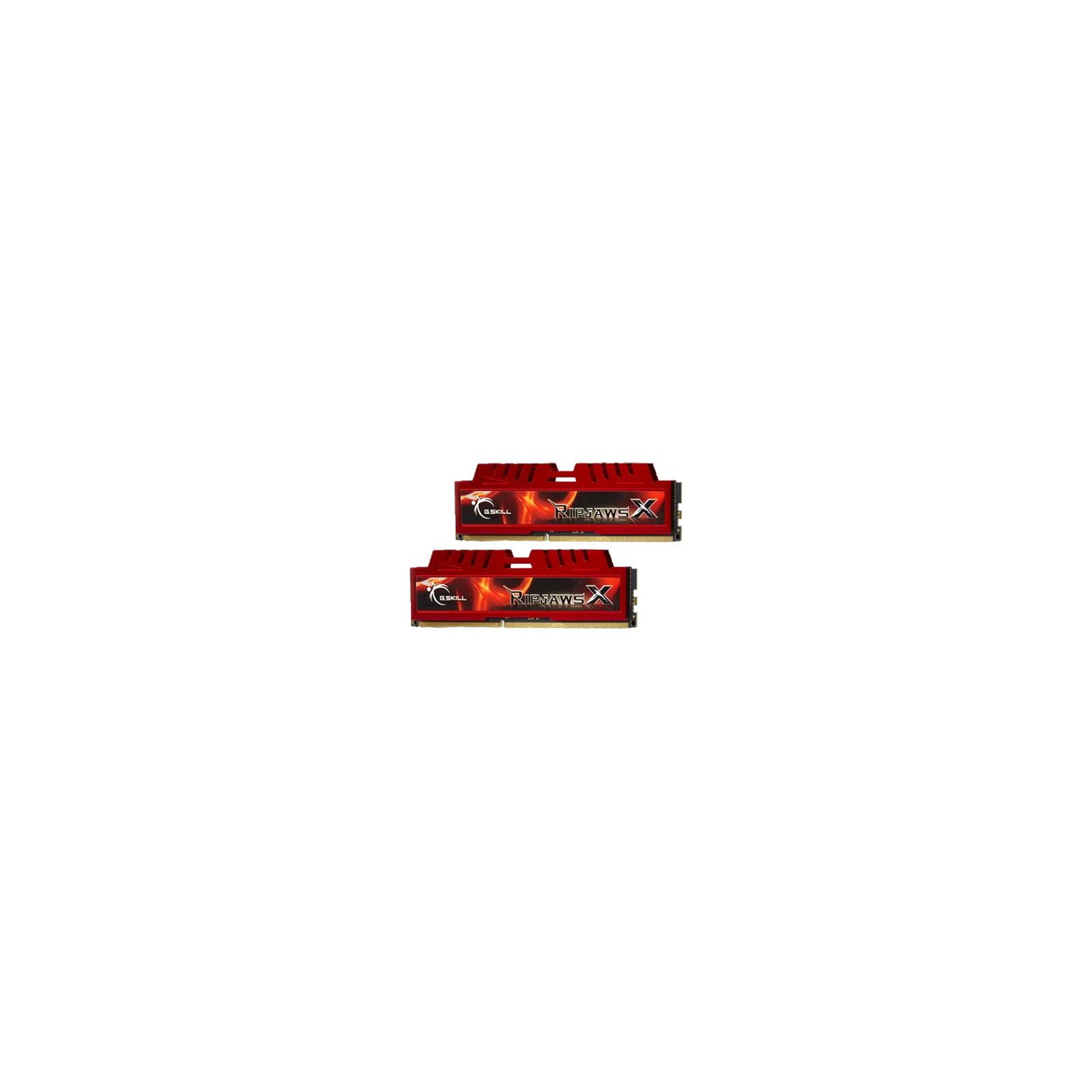 Модуль памяти для компьютера DDR3 16GB (2x8GB) 1333 MHz G.Skill (F3-10666CL9D-16GBXL)