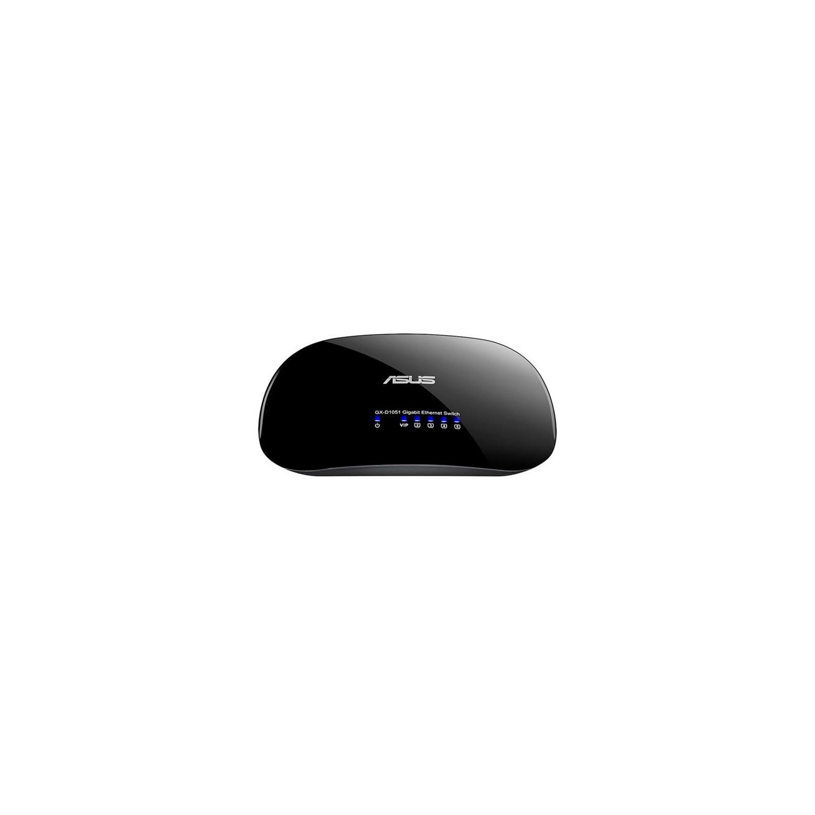 Коммутатор сетевой ASUS GX-D1051 V3 изображение 2