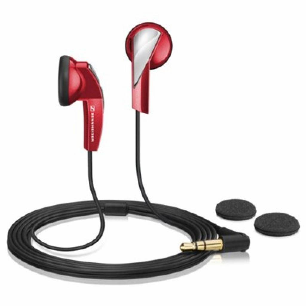 Наушники Sennheiser MX 365 RED