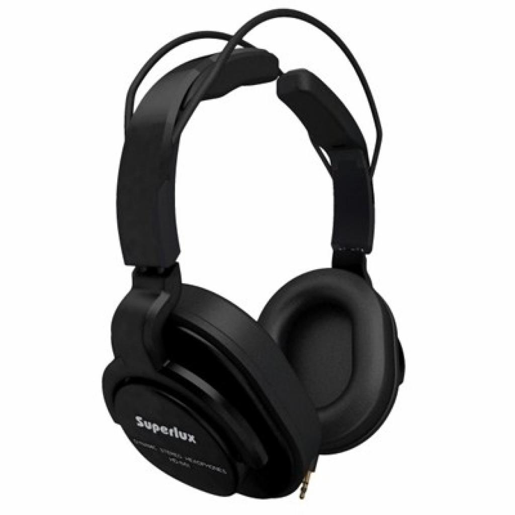Наушники Superlux HD661 Black (HD661 BK)