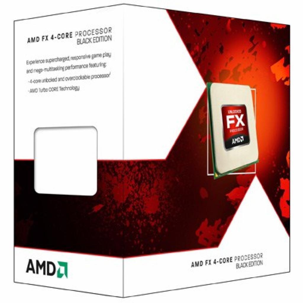 Процессор AMD FX-4300 (FD4300WMHKBOX)