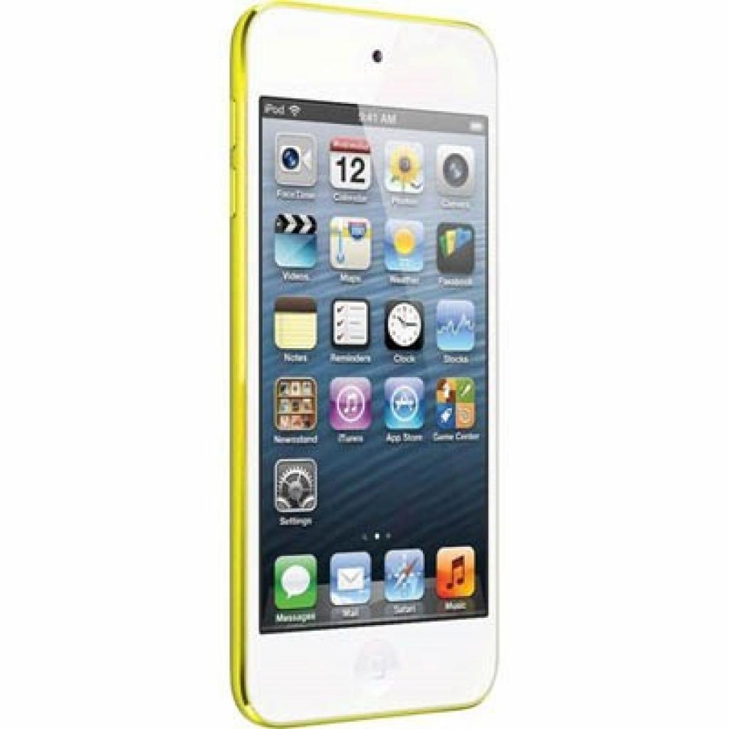 mp3 плеер Apple iPod Touch 5Gen 32GB Yellow (MD714RP/A)