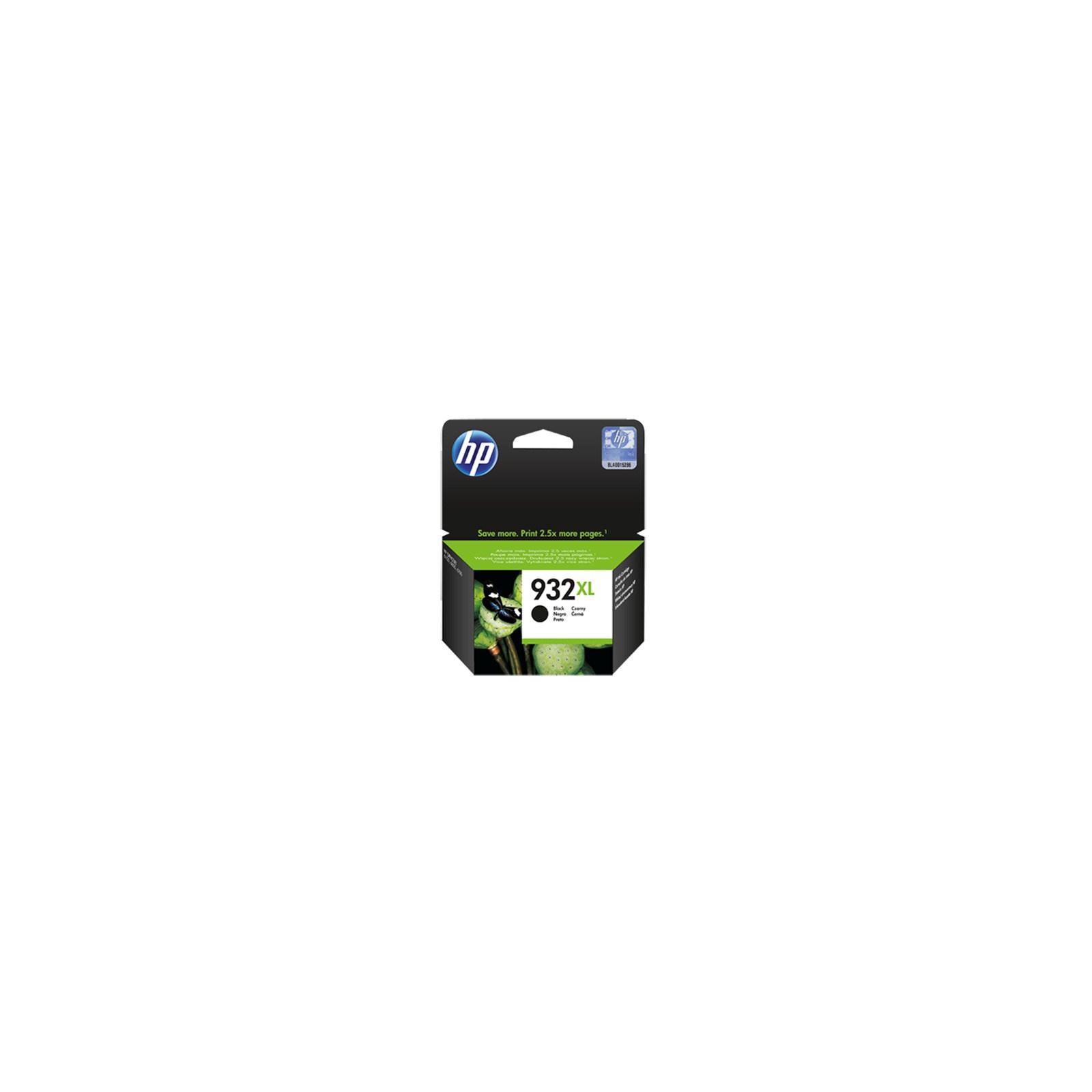 Картридж HP DJ No.932XL OJ 6700 Premium Black (CN053AE)
