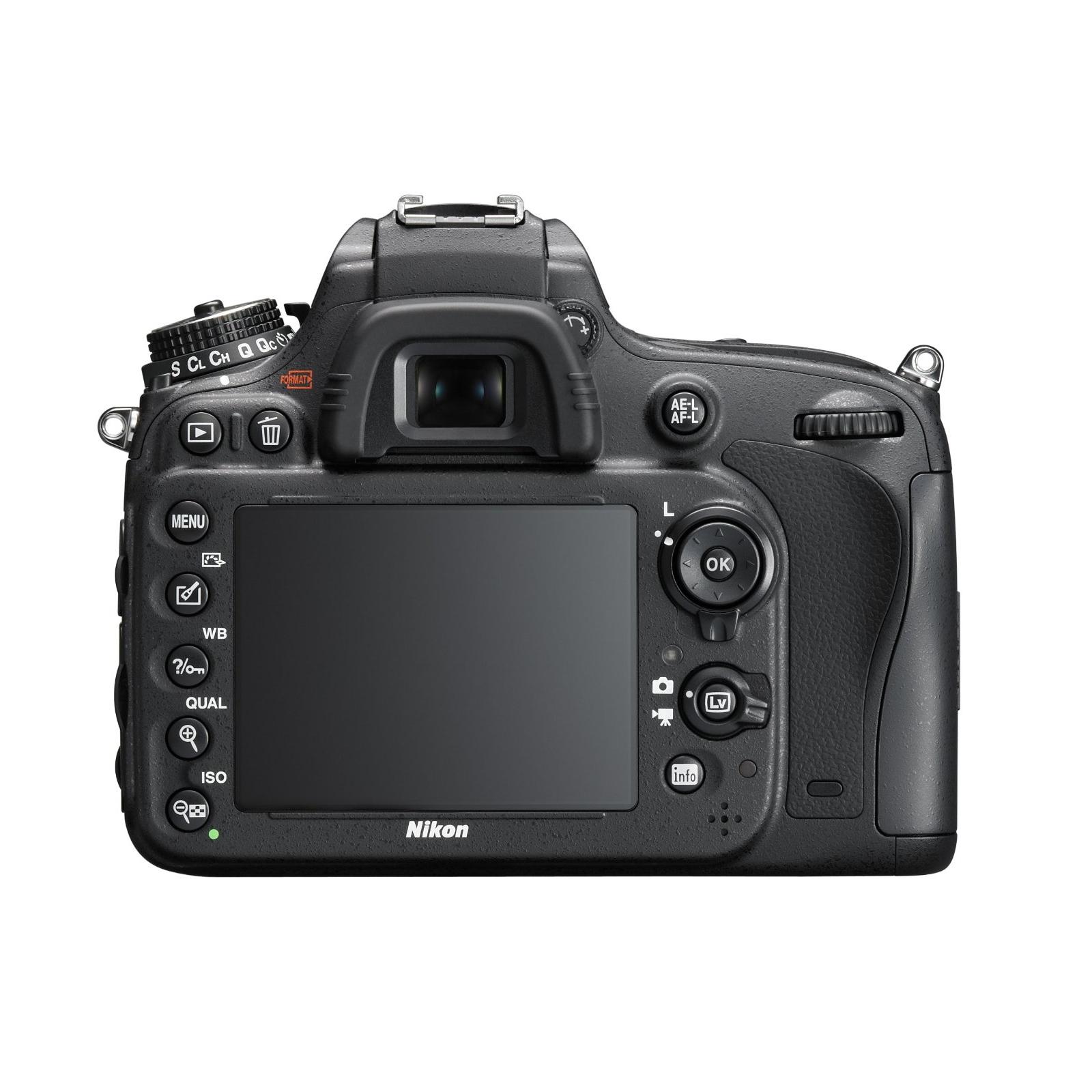 Цифровой фотоаппарат Nikon D610 body (VBA430AE) изображение 2