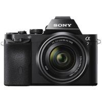 Цифровой фотоаппарат SONY Alpha 7 28-70 kit black (ILCE7KB.RU2)