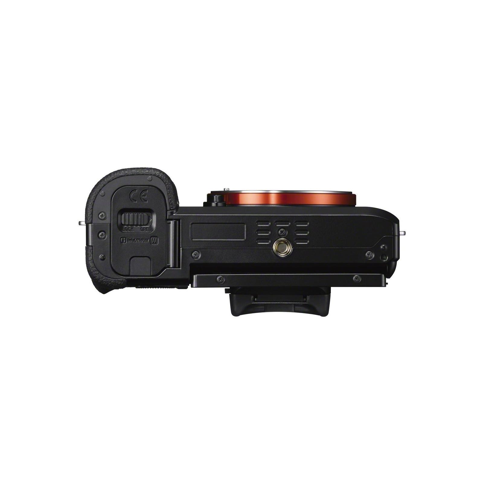 Цифровой фотоаппарат SONY Alpha 7 28-70 kit black (ILCE7KB.RU2) изображение 10