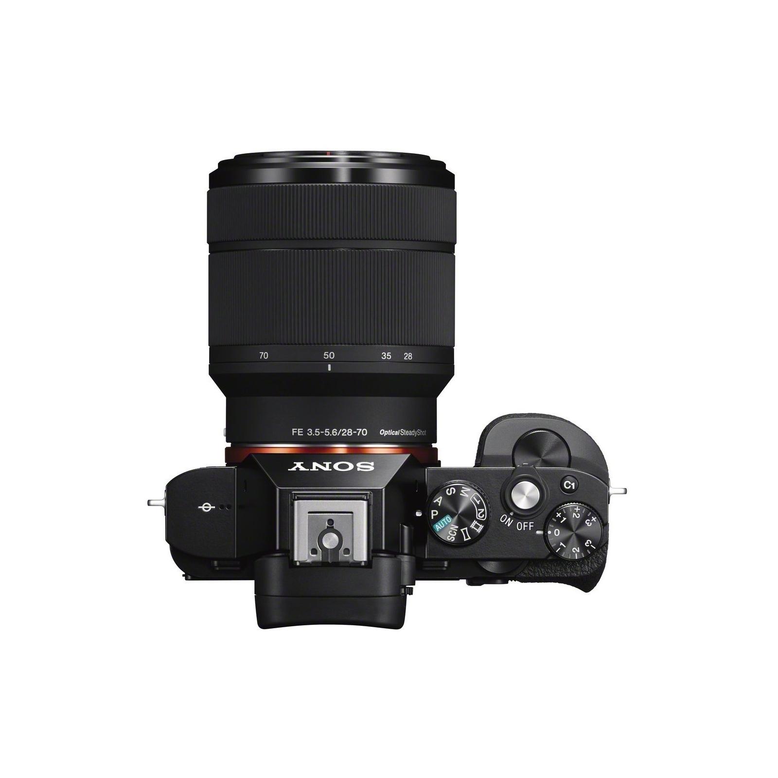 Цифровой фотоаппарат SONY Alpha 7 28-70 kit black (ILCE7KB.RU2) изображение 11