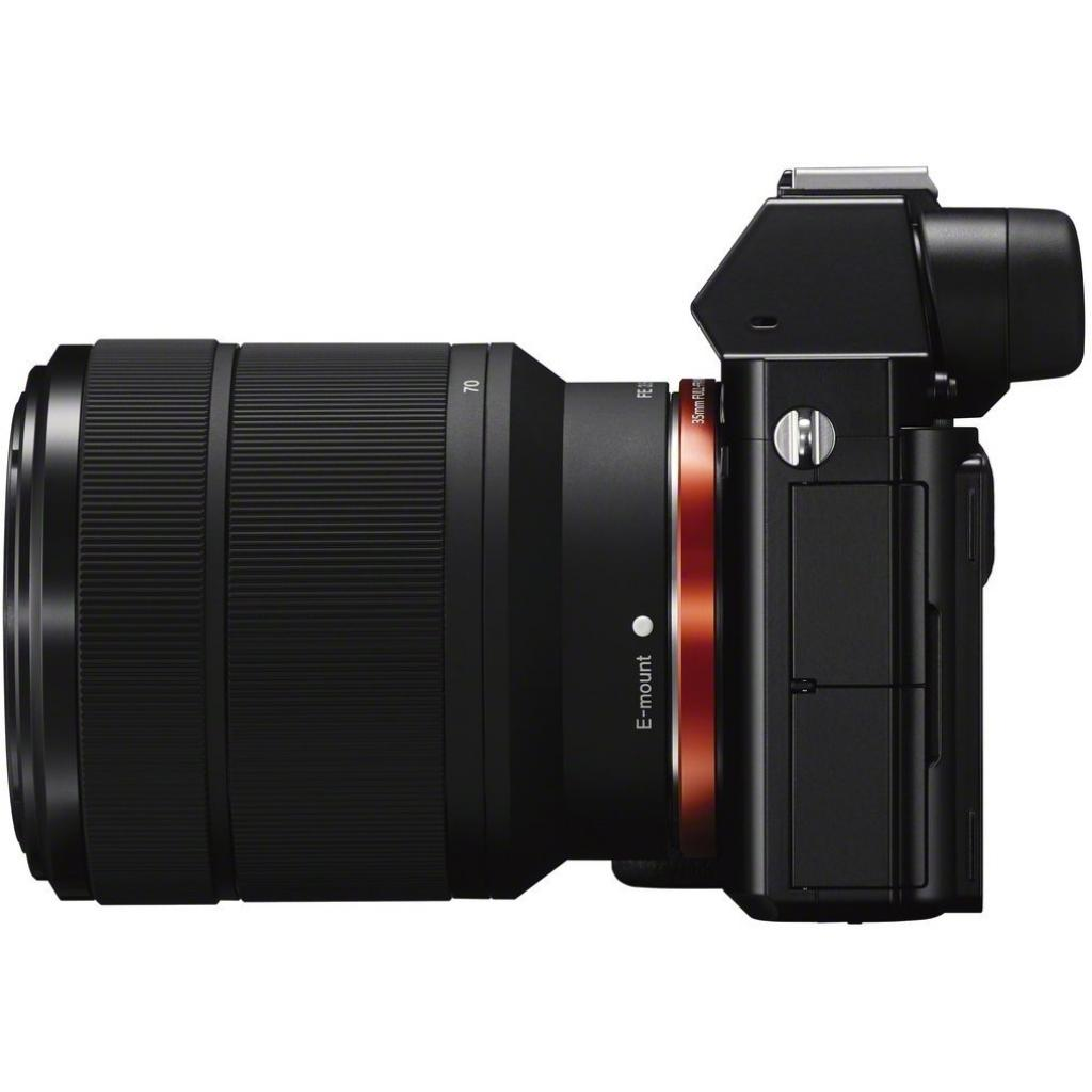 Цифровой фотоаппарат SONY Alpha 7 28-70 kit black (ILCE7KB.RU2) изображение 6