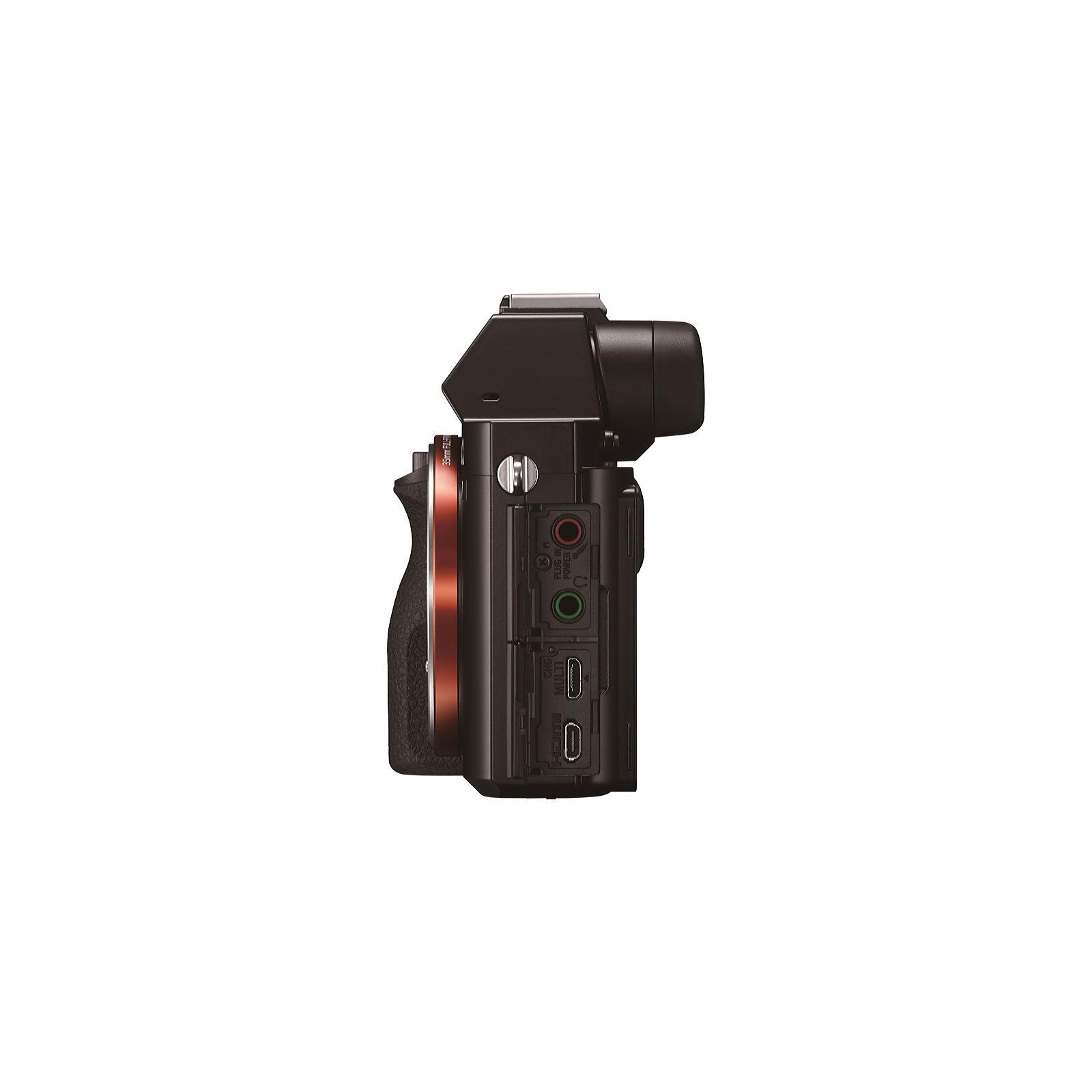 Цифровой фотоаппарат SONY Alpha 7 28-70 kit black (ILCE7KB.RU2) изображение 7