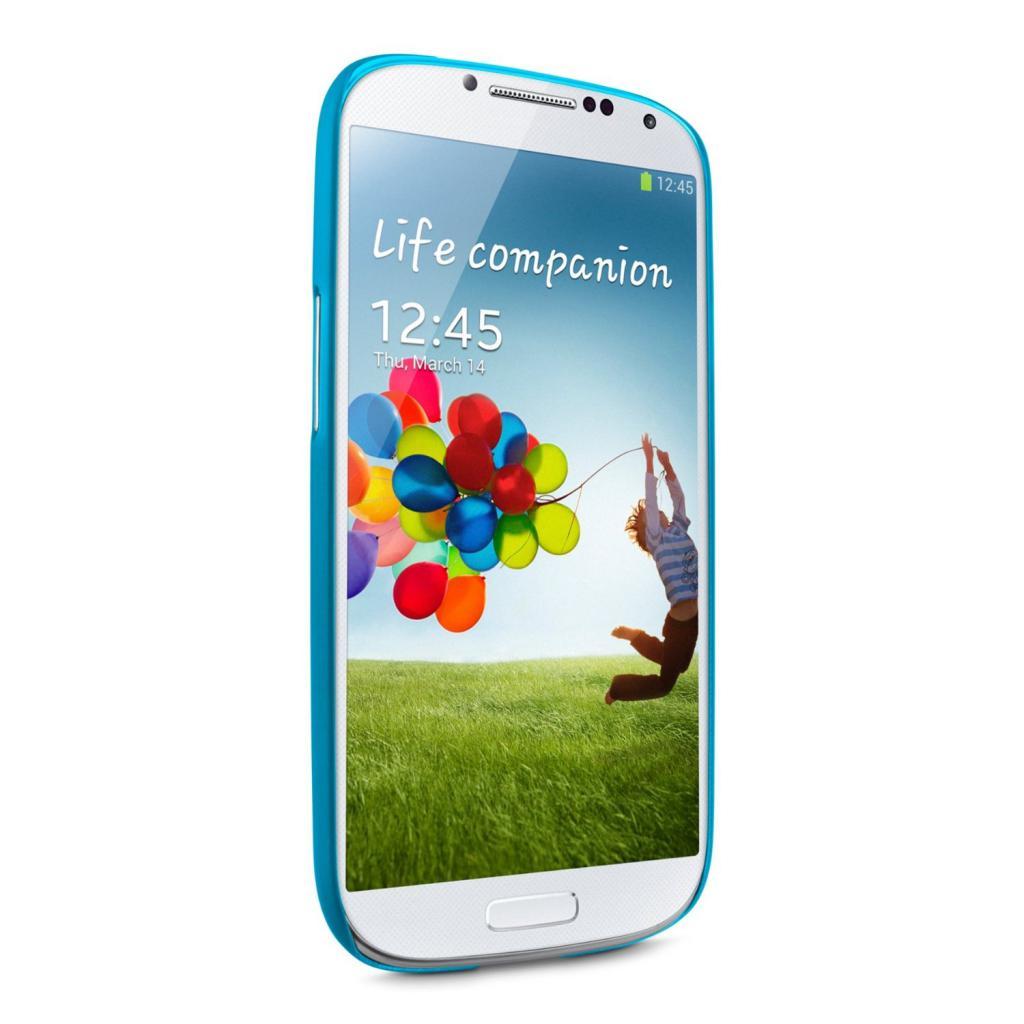 Чехол для моб. телефона Belkin Galaxy S4 Micra Glam Matte topaz (F8M566btC02) изображение 2