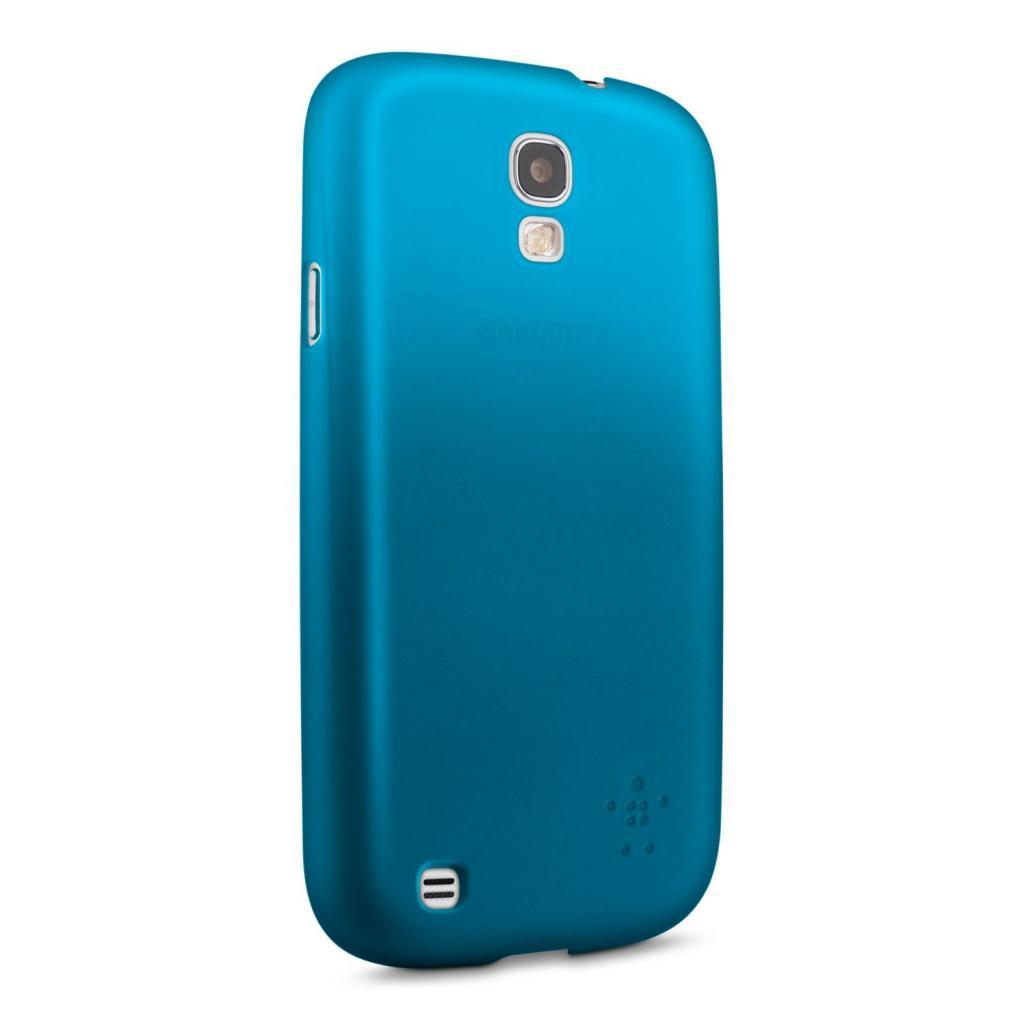 Чехол для моб. телефона Belkin Galaxy S4 Micra Glam Matte topaz (F8M566btC02) изображение 3