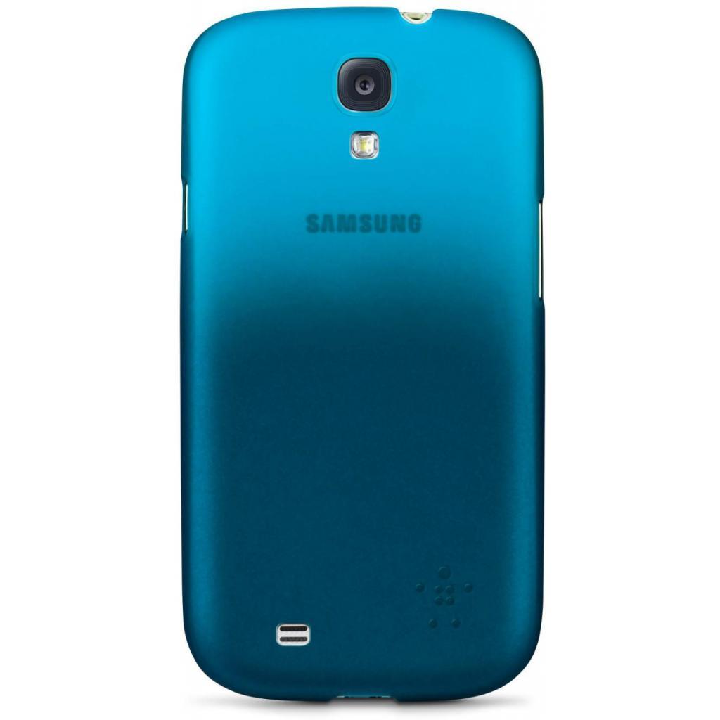 Чехол для моб. телефона Belkin Galaxy S4 Micra Glam Matte topaz (F8M566btC02)