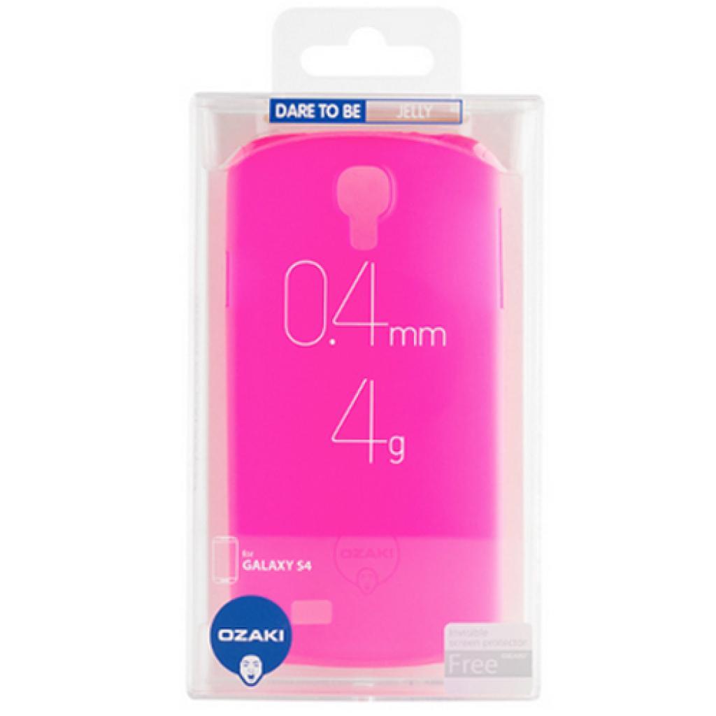 Чехол для моб. телефона OZAKI GALAXY S4 /ultra slim Pink (OC701PK) изображение 3