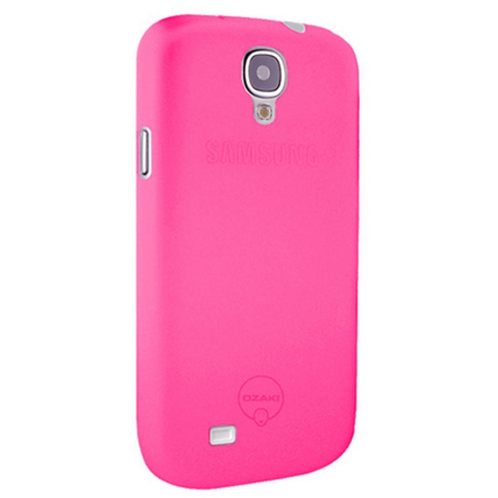 Чехол для моб. телефона OZAKI GALAXY S4 /ultra slim Pink (OC701PK)