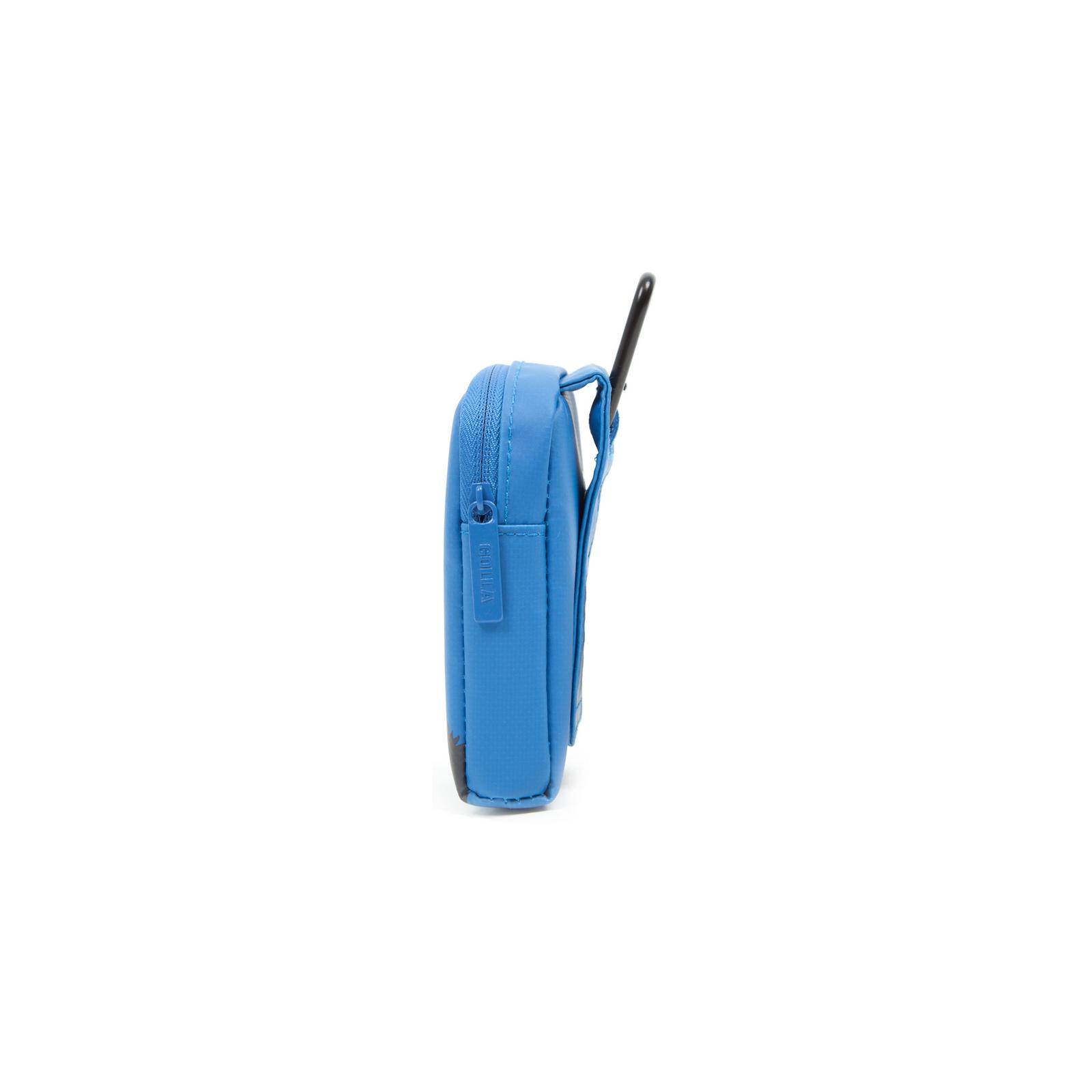 Фото-сумка Golla Digi Bag Burt PVC/polyester /blue (G1353) изображение 4