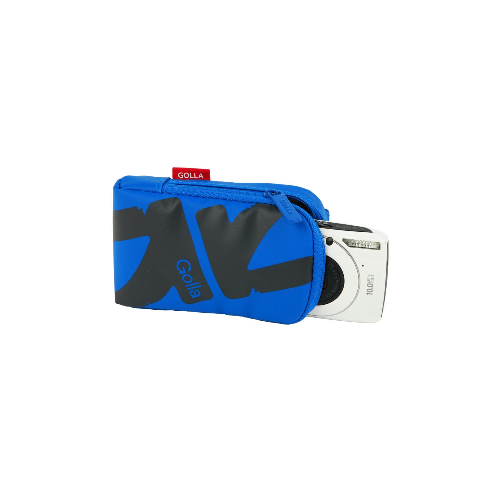 Фото-сумка Golla Digi Bag Burt PVC/polyester /blue (G1353) изображение 5