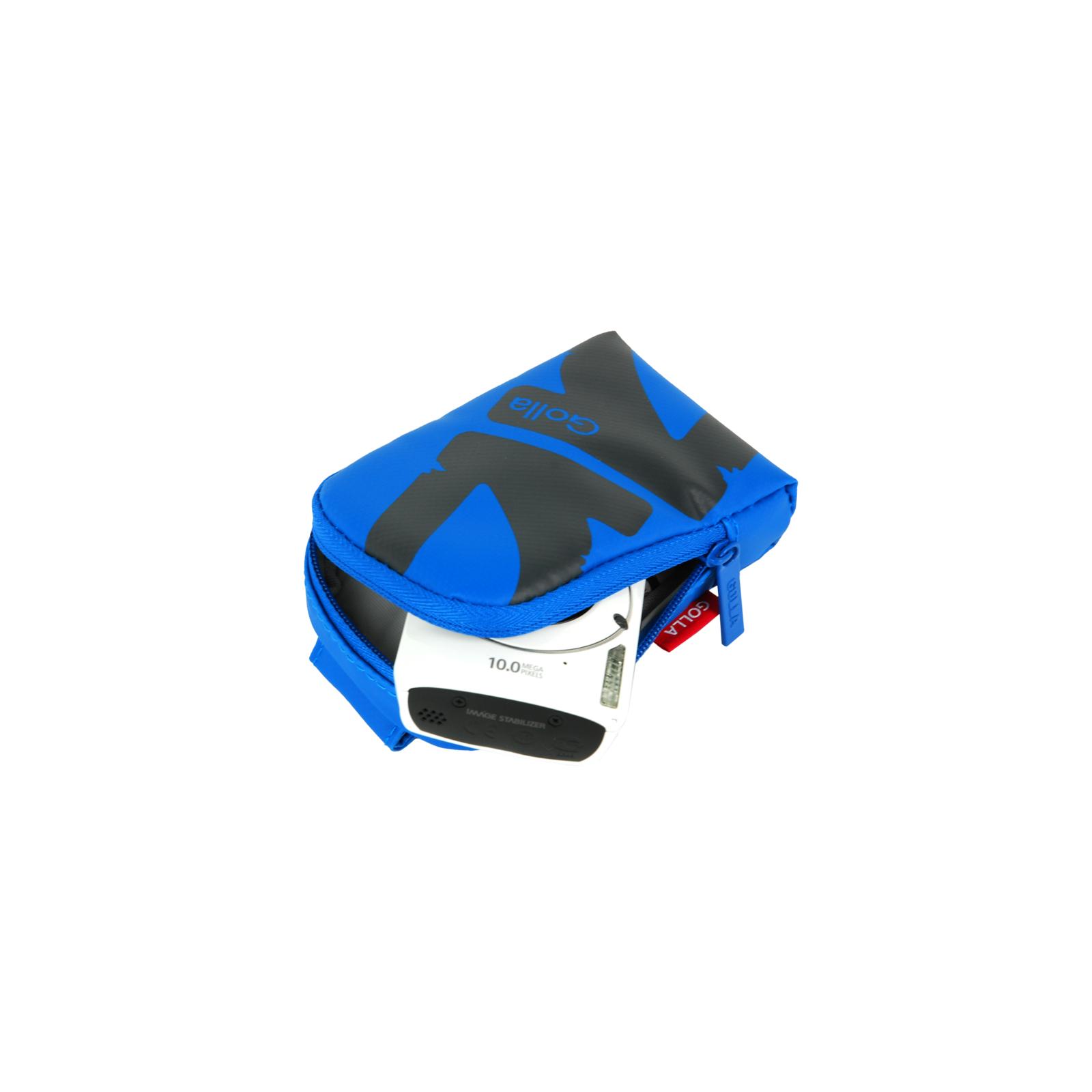 Фото-сумка Golla Digi Bag Burt PVC/polyester /blue (G1353) изображение 6