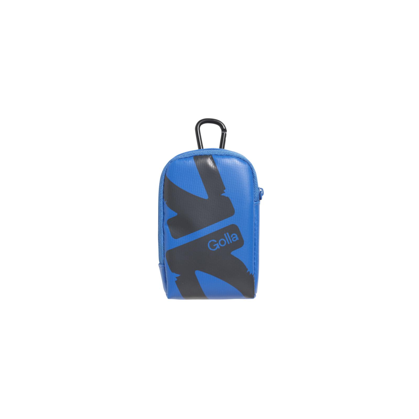 Фото-сумка Golla Digi Bag Burt PVC/polyester /blue (G1353)