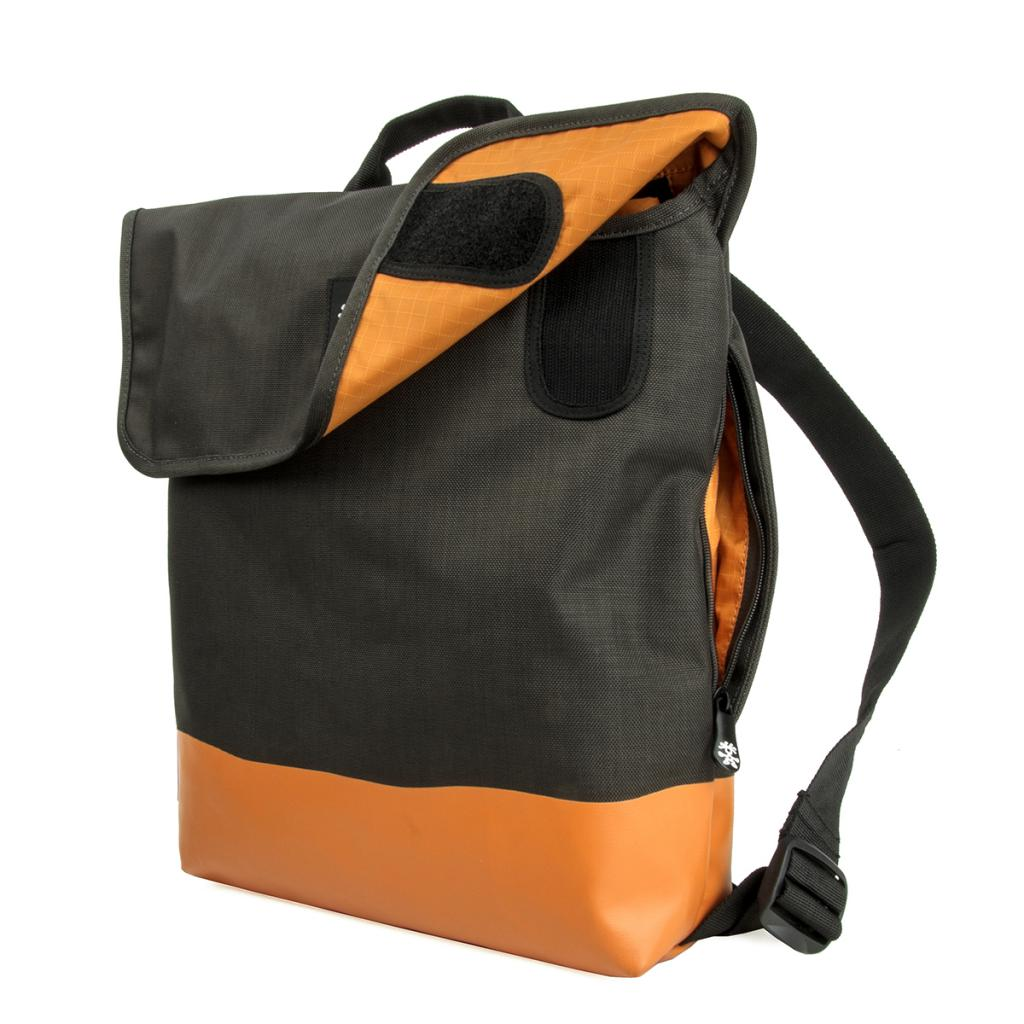 Рюкзак для ноутбука Crumpler 13 Private Surprise Backpack M charcoal/orange (PSBP-M-004) изображение 4