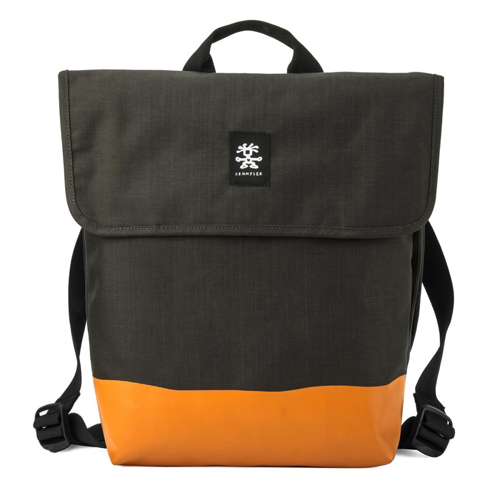Рюкзак для ноутбука Crumpler 13 Private Surprise Backpack M charcoal/orange (PSBP-M-004) изображение 6