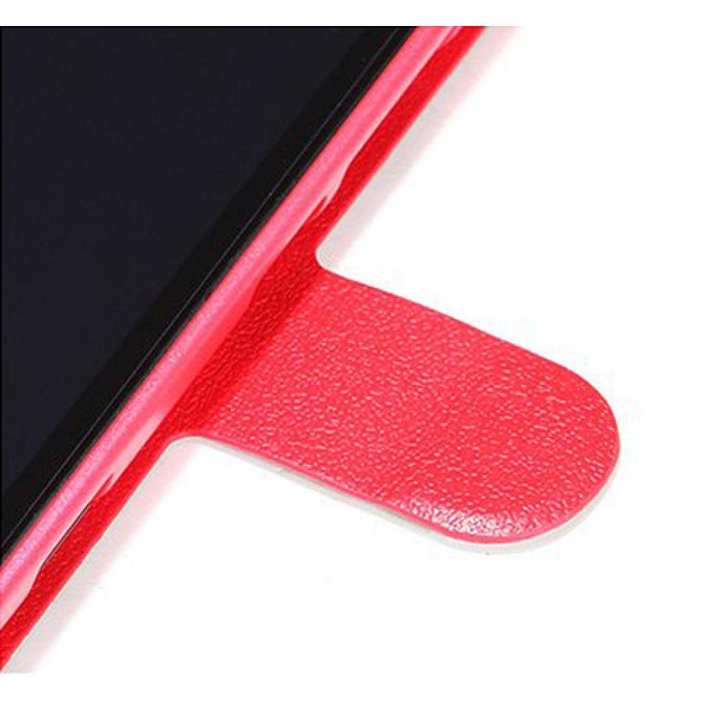 Чехол для моб. телефона NILLKIN для Nokia 520 /Fresh/ Leather/Red (6065689) изображение 3