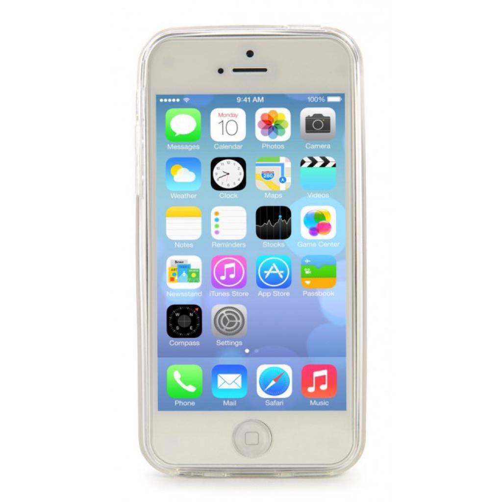 Чехол для моб. телефона Tucano iPhone 5С /Velo/Trasparente (IPHCV-TR) изображение 2