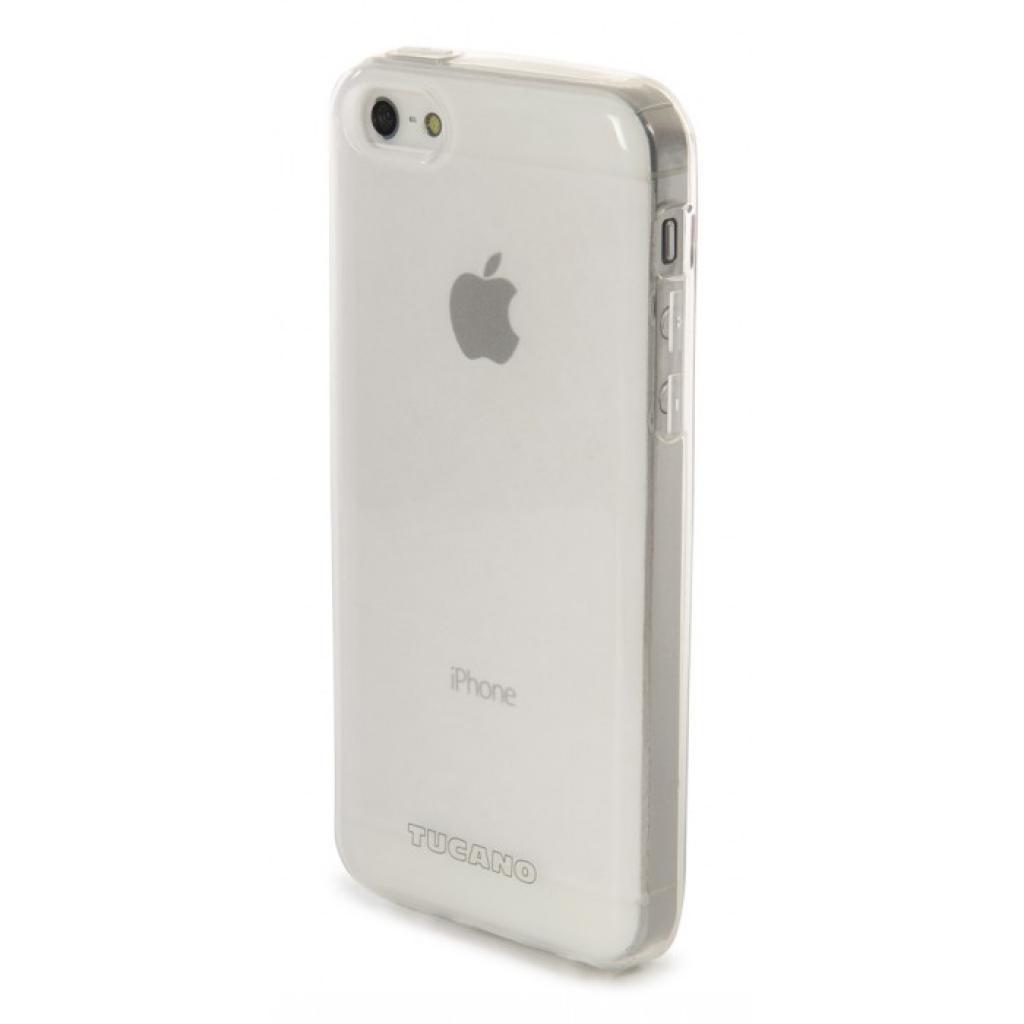 Чехол для моб. телефона Tucano iPhone 5С /Velo/Trasparente (IPHCV-TR) изображение 3